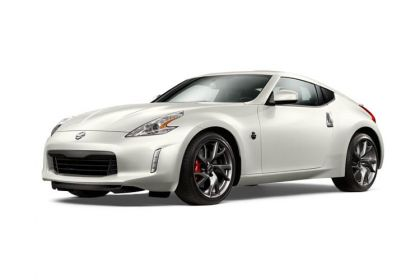 Lease Nissan 370Z car leasing