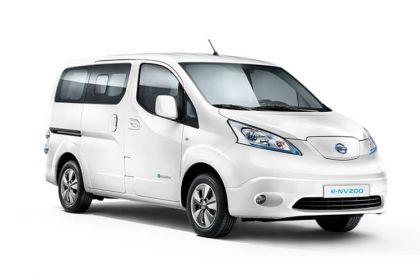 Lease Nissan NV200 car leasing