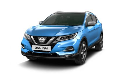 Lease Nissan Qashqai car leasing
