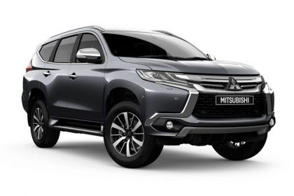 Lease Mitsubishi Shogun Sport car leasing