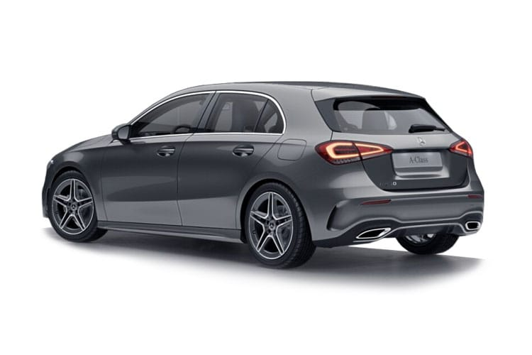Mercedes-Benz A Class A200 Hatch 5Dr 1.3  163PS Sport Executive 5Dr Manual [Start Stop] back view