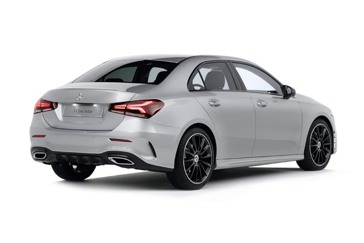 Mercedes-Benz A Class A180 Saloon 4Dr 1.3  136PS Sport 4Dr Manual [Start Stop] back view