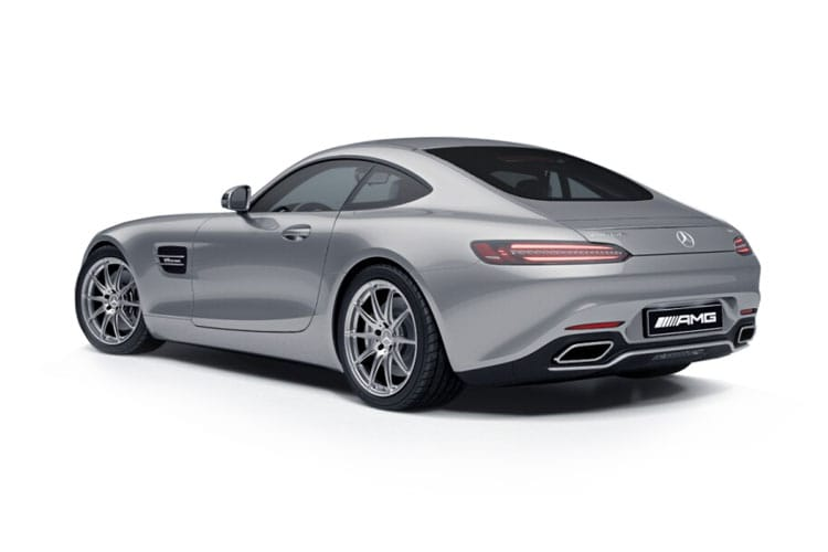 Mercedes-Benz AMG GT AMG GT Coupe 4.0 V8 BiTurbo 730PS Black Series 2Dr SpdS MCT [Start Stop] [Project One Edition] back view