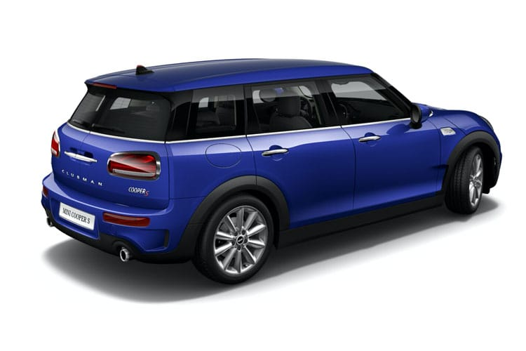 MINI Clubman Cooper 1.5  136PS Exclusive 6Dr Steptronic [Start Stop] [Comfort Nav Plus] back view
