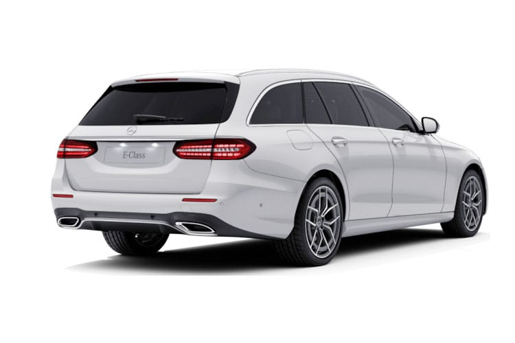 Mercedes-Benz E Class E220 Estate 2.0 d 194PS AMG Line 5Dr G-Tronic+ [Start Stop] back view