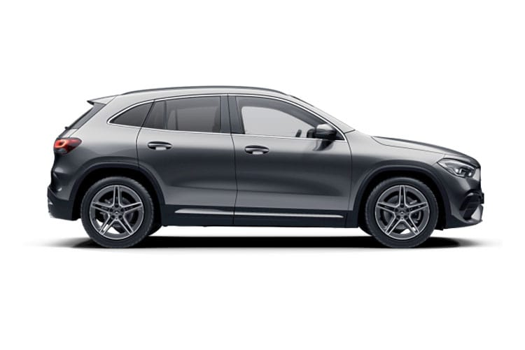 Mercedes-Benz GLA GLA180 SUV 1.3  136PS AMG Line Premium 5Dr 7G-DCT [Start Stop] back view