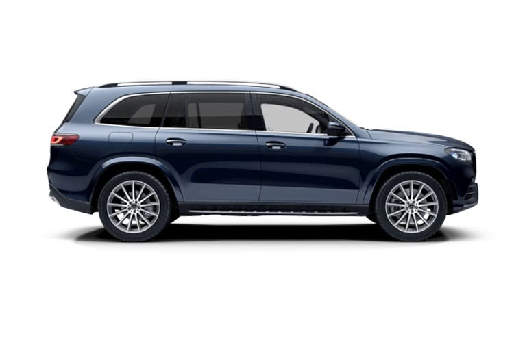 Mercedes-Benz GLS GLS400 SUV 4MATIC 3.0 d 330PS AMG Line Premium Plus 5Dr G-Tronic [Start Stop] back view