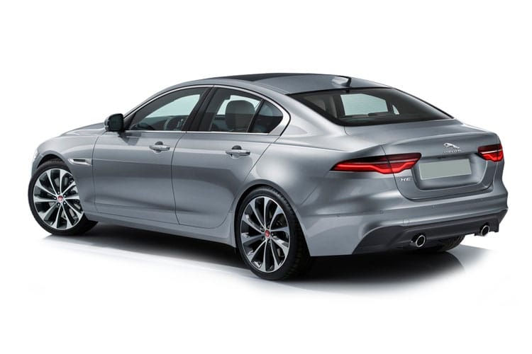 Jaguar XE Saloon 2.0 d 180PS R-Dynamic S 4Dr Auto [Start Stop] back view