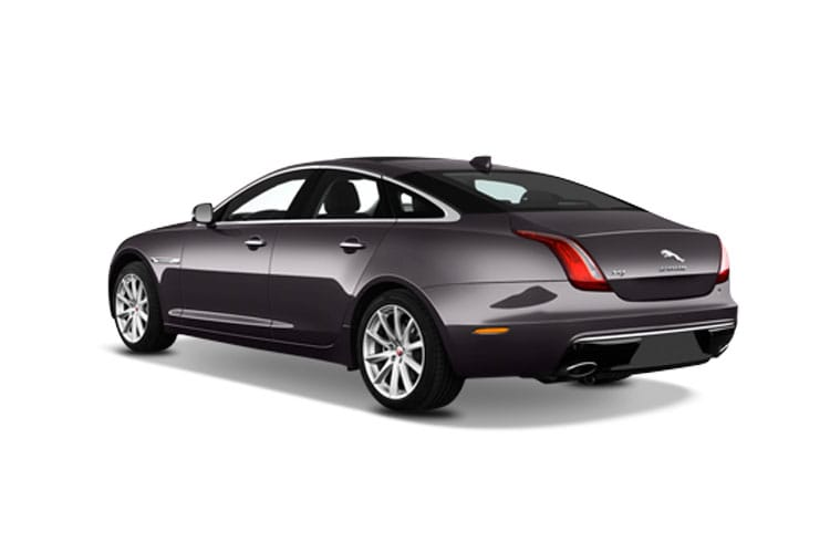 Jaguar XJ Saloon LWB 3.0 d V6 300PS Autobiography 4Dr Auto [Start Stop] back view