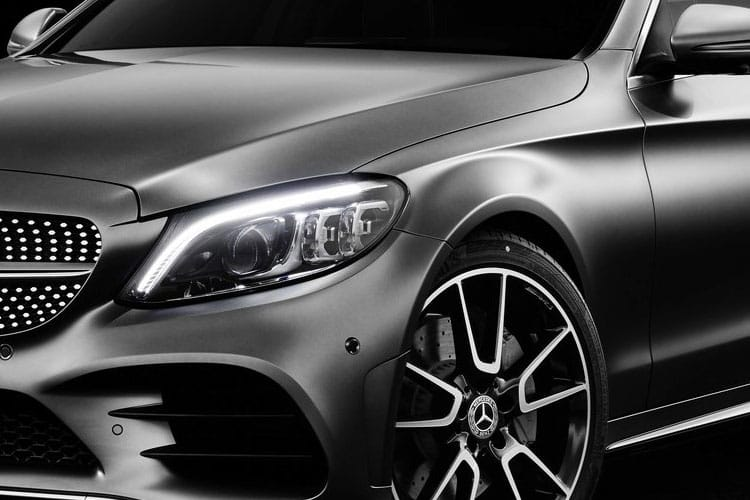 Mercedes-Benz C Class AMG C63 Saloon 4.0 V8 BiTurbo 510PS S Premium Plus 4Dr SpdS MCT [Start Stop] detail view