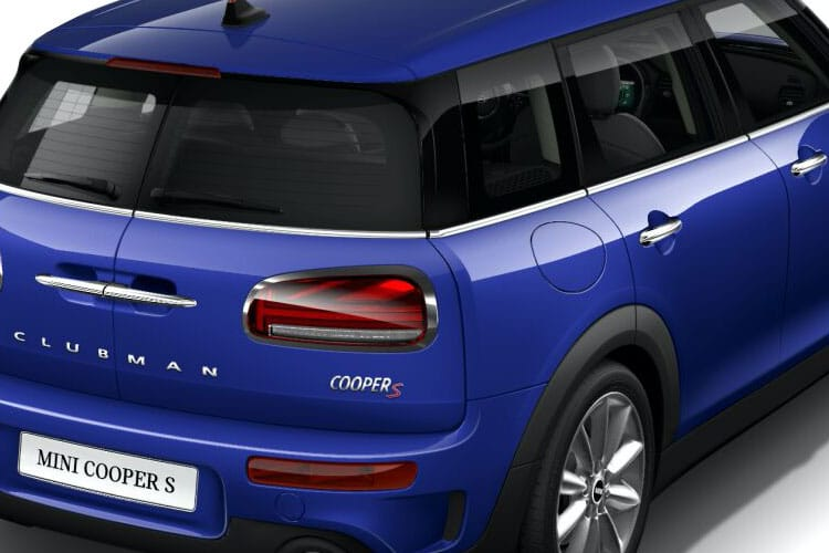 MINI Clubman Cooper 1.5  136PS Exclusive 6Dr Steptronic [Start Stop] [Comfort Nav Plus] detail view
