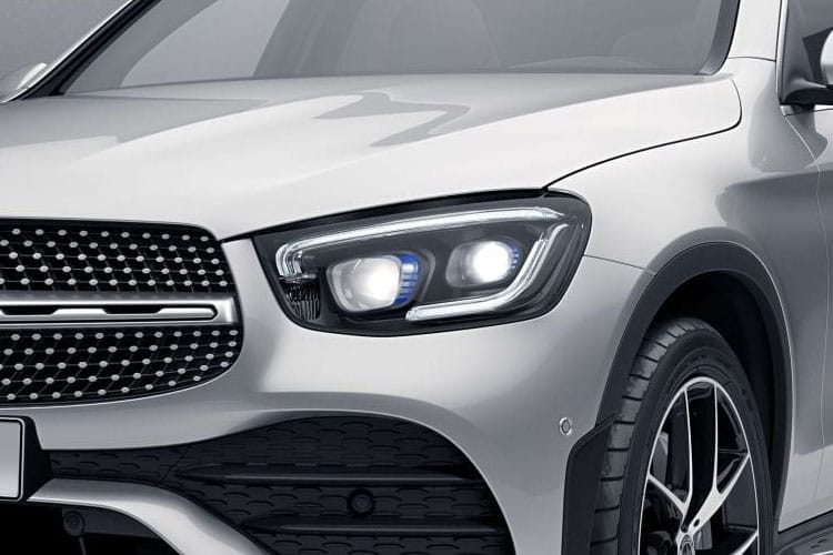 Mercedes-Benz GLC AMG GLC43 SUV 4MATIC 3.0 V6 390PS Premium 5Dr G-Tronic+ [Start Stop] detail view