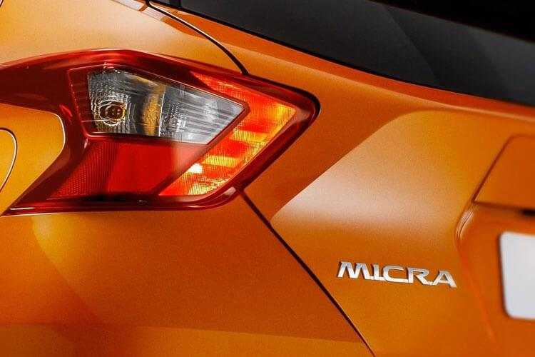 Nissan Micra Hatch 5Dr 1.0 DIG-T 117PS N-Tec 5Dr Manual [Start Stop] detail view