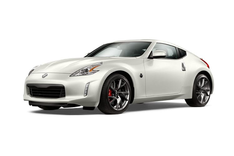 Nissan 370Z Coupe 3Dr 3.7 V6 328PS GT 3Dr Auto front view