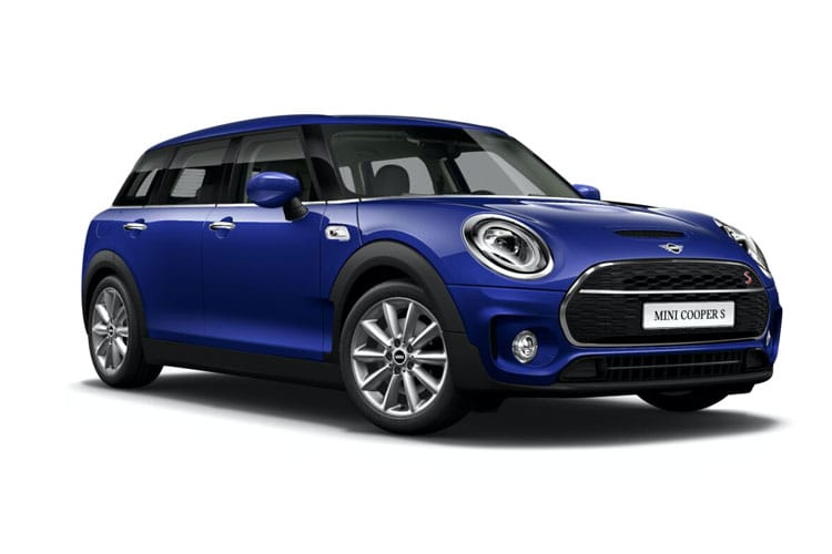 MINI Clubman Cooper 1.5  136PS Exclusive 6Dr Steptronic [Start Stop] [Comfort Nav Plus] front view