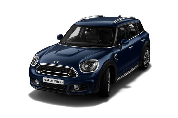 MINI Countryman Cooper 1.5  136PS Sport 5Dr Steptronic [Start Stop] [Comfort Nav Plus] front view