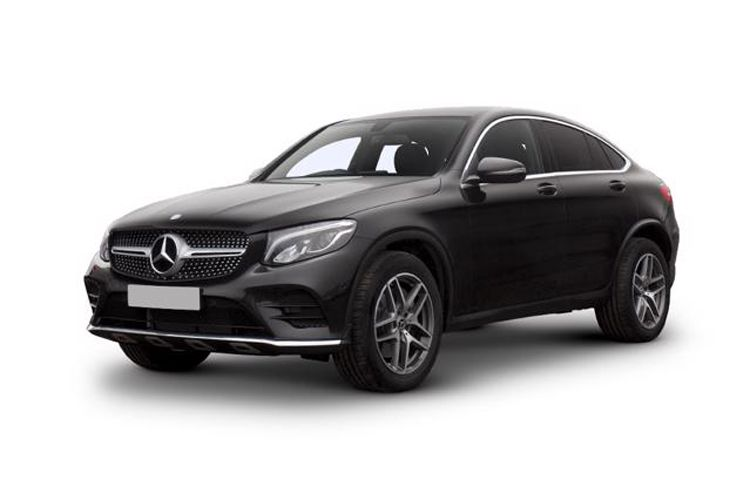 Mercedes-Benz GLC GLC300e Coupe 4MATIC 2.0 PiH 13.5kWh 333PS AMG Line Premium 5Dr G-Tronic+ [Start Stop] front view