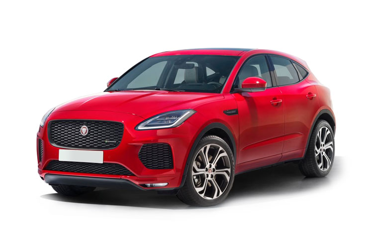 Jaguar E-PACE SUV AWD 2.0 i 249PS Chequered Flag 5Dr Auto [Start Stop] front view