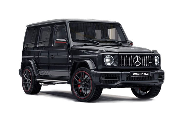 Mercedes-Benz G Class G400 SUV 3.0 d 330PS AMG Line Premium 5Dr G-Tronic [Start Stop] front view