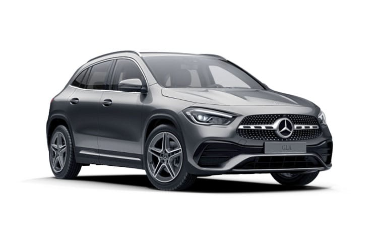 Mercedes-Benz GLA GLA220 SUV 4MATIC 2.0 d 190PS AMG Line Premium Plus 5Dr 8G-DCT [Start Stop] front view