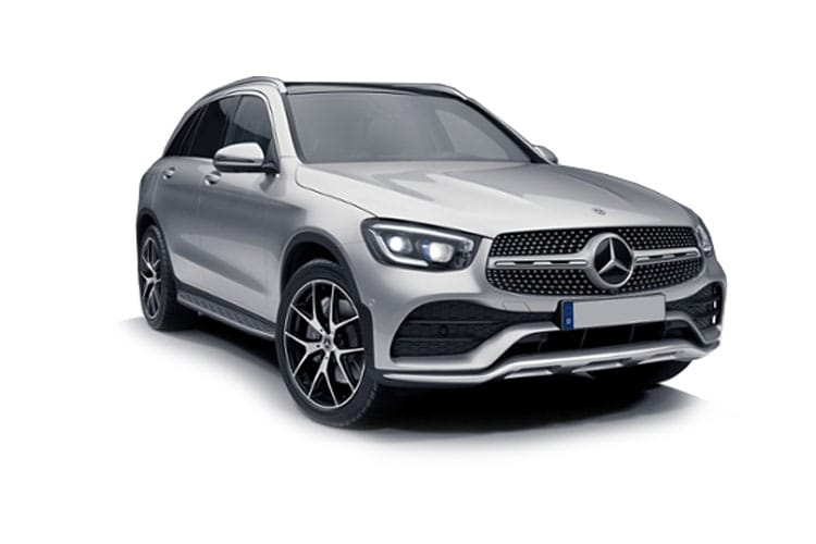 Mercedes-Benz GLC AMG GLC43 SUV 4MATIC 3.0 V6 390PS Premium 5Dr G-Tronic+ [Start Stop] front view