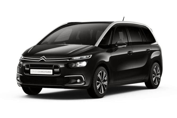 Citroen C4 SpaceTourer Grand C4 SpaceTourer MPV 1.2 PureTech 130PS Shine 5Dr Manual [Start Stop] front view