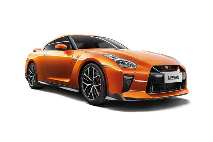 Nissan GT-R Coupe 3.8 V6 570PS Prestige 2Dr Auto front view