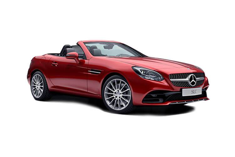 Mercedes-Benz SLC SLC300 Coupe Convertible 2.0  245PS Final Edition Premium 2Dr G-Tronic [Start Stop] front view