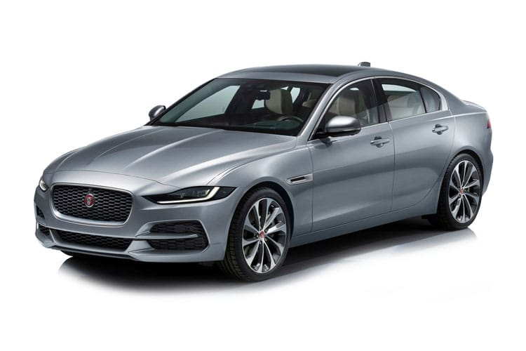 Jaguar XE Saloon 2.0 d 180PS R-Dynamic S 4Dr Auto [Start Stop] front view