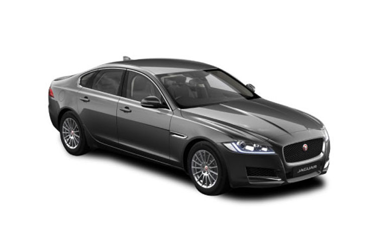 Jaguar XF Saloon AWD 2.0 d 240PS Prestige 4Dr Auto [Start Stop] front view