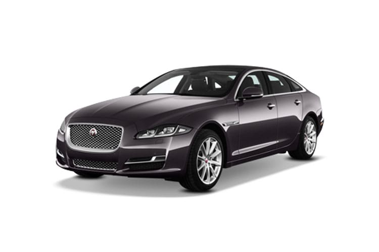 Jaguar XJ Saloon LWB 3.0 d V6 300PS Autobiography 4Dr Auto [Start Stop] front view