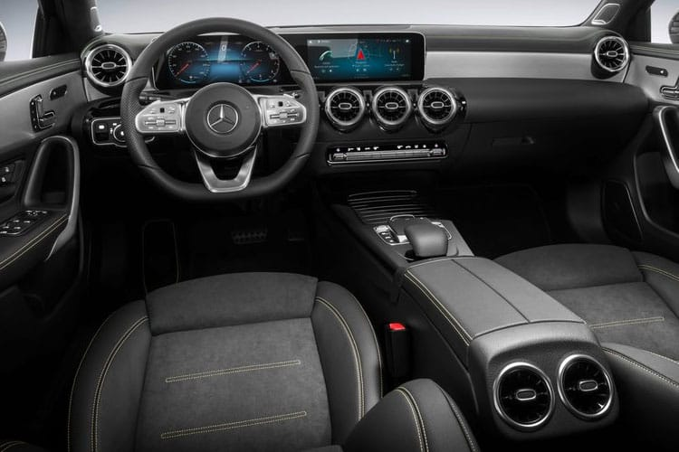 Mercedes-Benz A Class A200 Hatch 5Dr 1.3  163PS Sport Executive 5Dr Manual [Start Stop] inside view