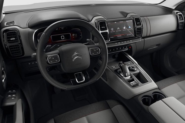 Citroen C5 Aircross SUV 1.5 BlueHDi 130PS Shine Plus 5Dr EAT8 [Start Stop] inside view