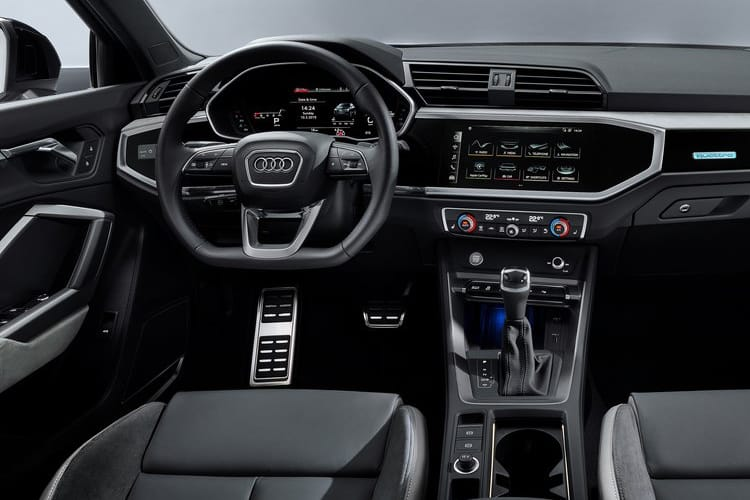 Audi Q3 35 Sportback 5Dr 1.5 TFSI CoD 150PS S line 5Dr S Tronic [Start Stop] inside view