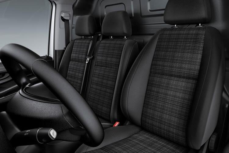 Mercedes-Benz Vito Tourer 114 L2 M1 RWD 2.0 CDi RWD 136PS SELECT Minibus G-Tronic [Start Stop] [9Seat] inside view