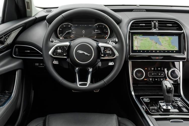 Jaguar XE Saloon 2.0 d 180PS R-Dynamic S 4Dr Auto [Start Stop] inside view