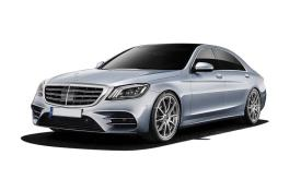 Mercedes-Benz S Class Saloon car leasing